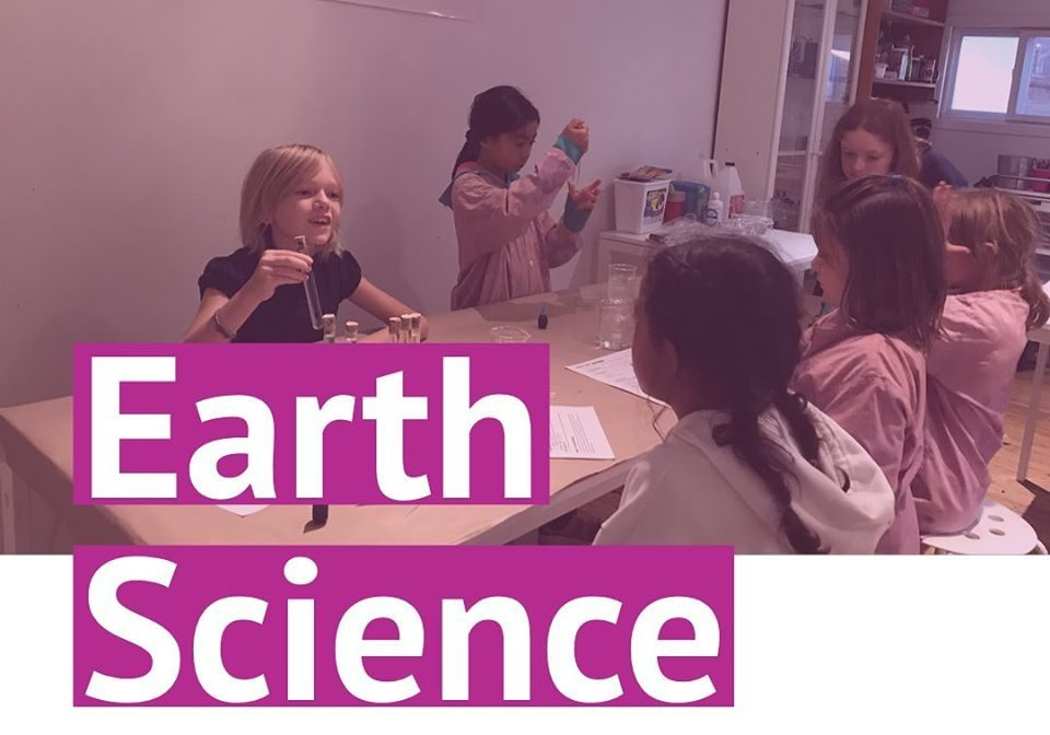 Earth Science Summer camp